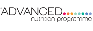 Advanced Nutrition Programme text and logo