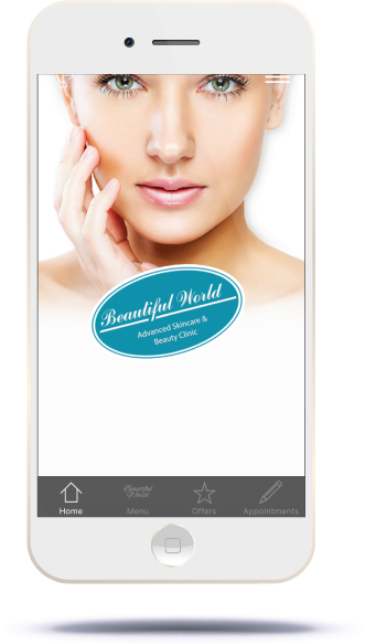 Homepage image of iPhone Beautiful World App on iOS