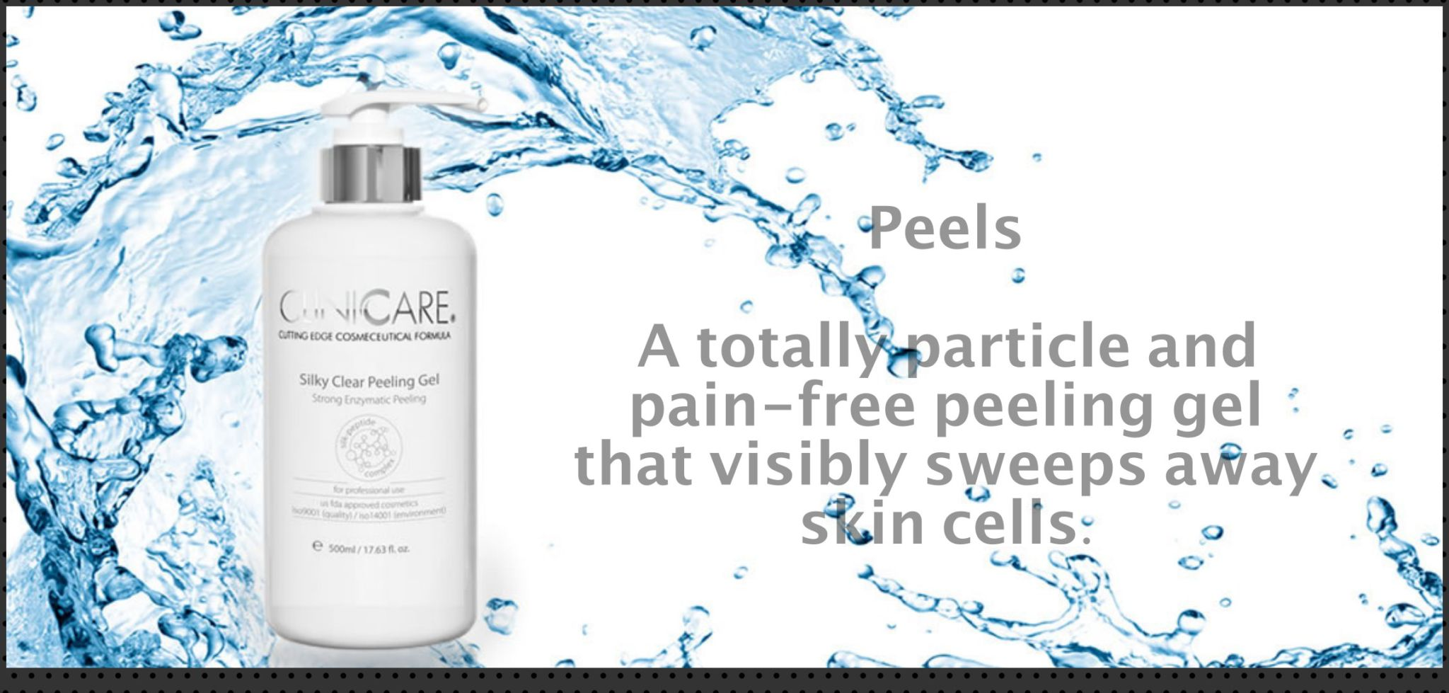 Clinicare Chemical Peel Treatments Beautiful World